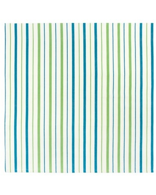 """Duval Cotton Striped Tablecloth Rosecliff Heights Size: 60"""" x 60"""""""