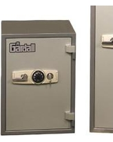 Gardall Medium Two-Hour Fire Resistant Record Safe SS1913-G-CK