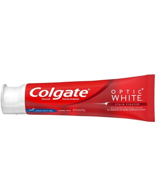 Sales For Colgate Optic White Stain Fighter Teeth Whitening