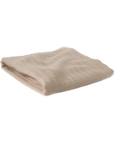 BedVoyage Bed Blanket 1498 Size: Travel / Throw Color: Champagne