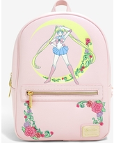 Loungefly Sailor Moon Crescent Moon Mini Backpack - BoxLunch Exclusive d488f9b1ebd4
