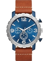Men's Strap Watch - Goodfellow & Co Blue