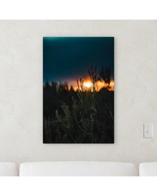"""Latitude Run 'Portrait Style Photography (615)' Photographic Print on Canvas BF136892 Size: 21"""" H x 7"""" W x 2"""" D"""