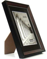 """Studio 500 Traditional Executive Picture Frame 109 Color: Red Wood Size: 10"""" x 8"""""""
