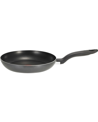 """T-fal Simply Cook Nonstick Cookware, Fry Pan, 12.5"""", Black"""