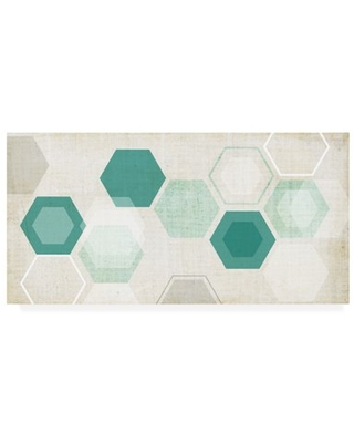 Trademark Fine Art 'Hex Mobile II' Canvas Art by Jarman Fagalde