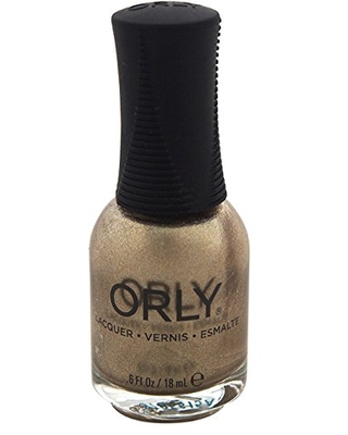 Orly Nail Lacquer, Luxe, 0.6 Fluid Ounce