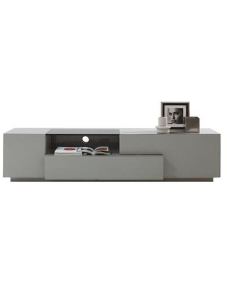 """AllModern Bellefonte TV Stand for TVs up to 78"""" X111900320 Color: Gray"""
