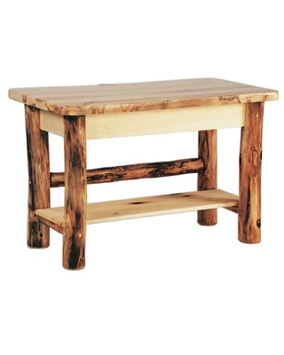 Deals For Lecompte Console Table Millwood Pines Color Poly