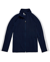 Xersion Little & Big Boys Lightweight Track Jacket, Xx-small (4-5) , Blue