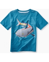 Tea Collection Catfish Graphic Tee