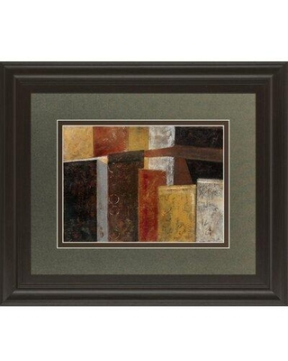 Classy Art Wholesalers In the City I by Carol Robinson Framed Painting Print DM5271