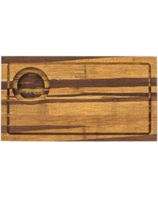 """Front Of The House Crushed Serving Board SPT05MUB21 Size: 13"""" X 7"""""""