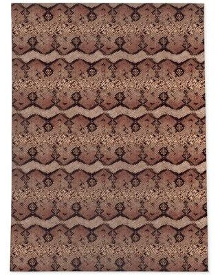 World Menagerie Dube Rose Area Rug W001394238 Rug Size: Rectangle 3' x 5'