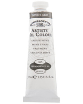 Payne's Gray Winsor & Newton Artists' Oil Paint
