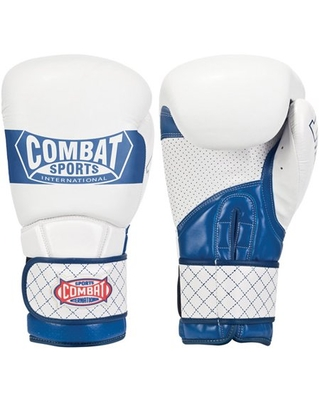 Combat Sports IMF Tech™ Boxing Sparring Gloves 18 oz White