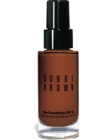 Bobbi Brown Skin Foundation Spf 15 - #07.5 Warm Walnut