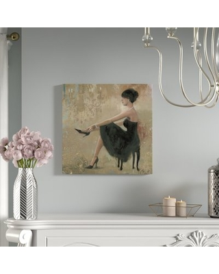 Grand Evening Painting Print on Wrapped Canvas