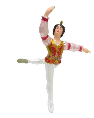Prince Resin Hanging Figurine Ornament The Holiday Aisle®