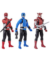 Power Ranger 12 Inch Beast Morphers Action Figure (Assorted; Styles Vary)