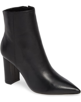 Women's Marc Fisher Ltd. Ulani Pointy Toe Bootie, Size 8 M - Black