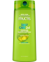 Garnier Fructis Daily Care 2 in 1 Fortifying Shampoo & Conditioner with Grapefruit - 22 fl oz