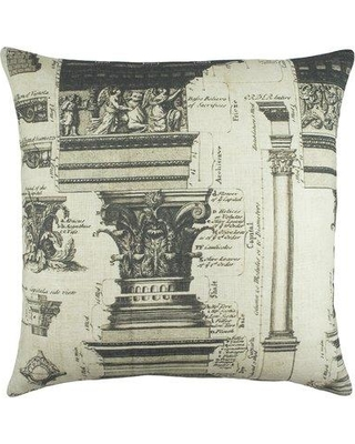 TheWatsonShop Architecture Throw Pillow L2ARCHITECTURE16