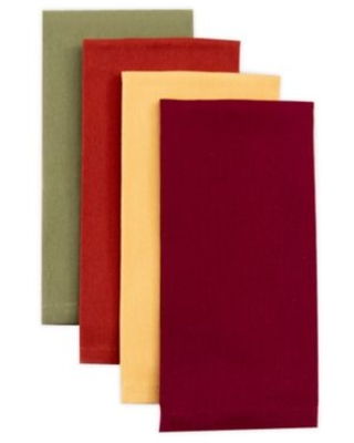 Autumn Traditional Napkins (Set of 8)