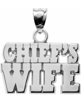 """Insignia Collection Sterling Silver ""Chief's Wife"" Pendant, Women's"""