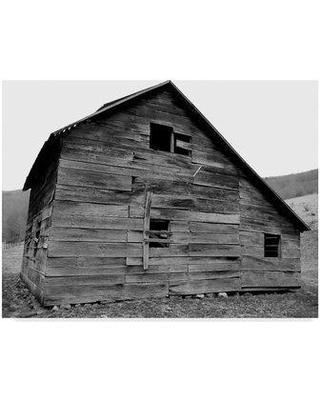 """Gracie Oaks 'Weather Worn IV' Photographic Print on Wrapped Canvas GCEO1606 Size: 24"""" H x 32"""" W x 2"""" D"""
