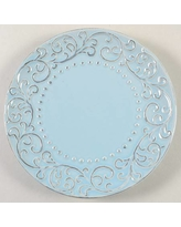 Jessica Mcclintock Home Heather Glen Premium Collection Salad Plate Fine China Dinnerware - Blue  sc 1 st  Better Homes and Gardens & Find the Best Savings on Jessica Mcclintock Home Heather Glen ...