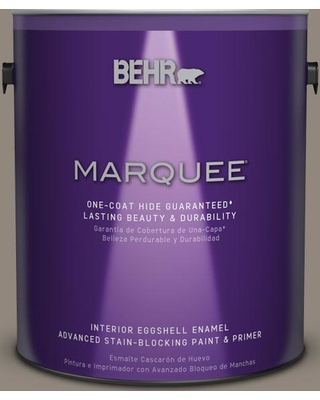 BEHR MARQUEE 1 gal. #T14-8 Film Fest Eggshell Enamel Interior Paint and Primer in One