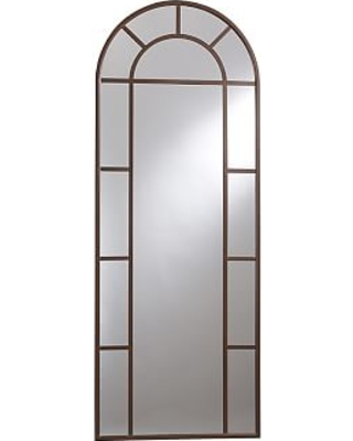 Distiller Arch Floor Mirror, 30 x 82""