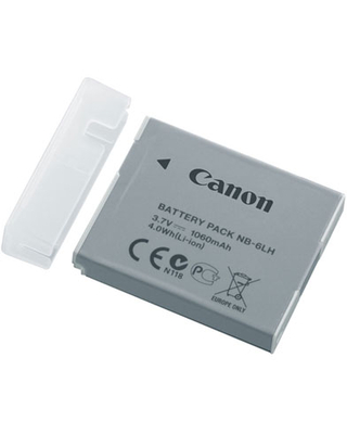 Canon Battery Pack NB-6LH Rechargeable