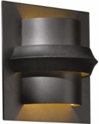 Hubbardton Forge Twilight 7 Inch Wall Sconce - 204915-1008