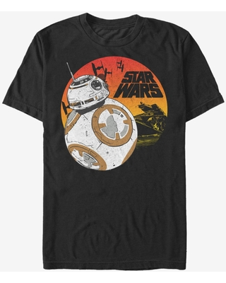 Star Wars BB-8 Sunset T-Shirt