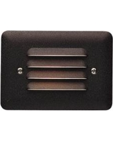 Kichler Architectural Bronze Louvered Step or Deck Light