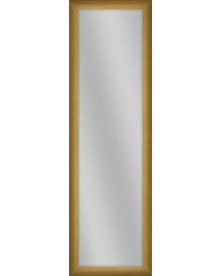 Canora Grey Sigler Modern Full Length Mirror X112738318 Finish: Antique Gold