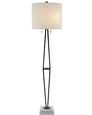 Colton Floor Lamp by Currey & Company