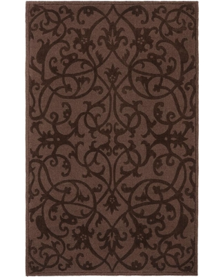 Great Sales On Safavieh Impressions Brown 5 Ft X 8 Ft Area Rug