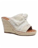 Sugar Women's Hundreds Wedge Sandals - Natural Faded Camo