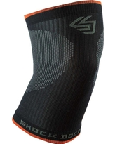 Shock Doctor SVR Recovery Compression Knee Sleeve, Size: Small