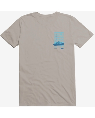 Jaws Amity Island Tours Orca T-Shirt