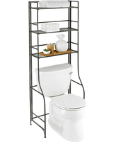 Over-the-Tank Bathroom Etagere