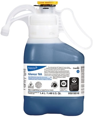 Glance NA 2 Multipurpose Cleaner for Diversey SmartDose, 47.3oz | Quill