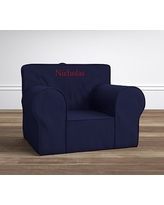 Oversized Navy Anywhere Chair(R)