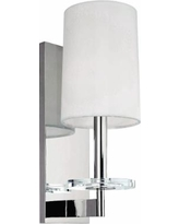 Hudson Valley Chelsea Polished Nickel Wall Sconce