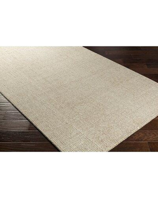 Charlton Home® Darlington Handmade Tufted Wool Beige Area Rug DIMI8659 Rug Size: Rectangle 8' x 10'