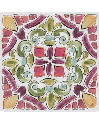 Fleur De Lis Living Wine Country Vii Drawing Print On Wred Canvas Fldv1341 Size