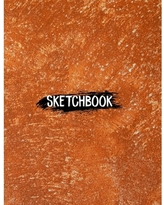 """Personalized Artist Sketchbook: Drawing and Creative Doodling for Kids, 120 Pages, 8.5"""" x 11"""" (Paperback)"""